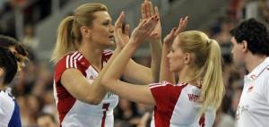 Małgorzata Glinka i Anna Werblińska (fot. CEV)