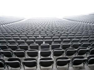 Bilety na mistrzostwa świata w siatkówce 2014 rozejdą się szybko na mecze Polaków. Na pozostałe spotkanie początkowych faz pewnie zostaną wolne krzesełka (fot. sxc)