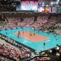 Katowicki Spodek - tu rozegrany zostanie finał mistrzostw świata w siatkówce 2014 (fot. JG)