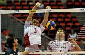 Polska - Iran 3:1, fot. fivb.org