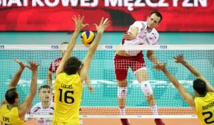 Bartosz Kurek, Polska Brazylia, Kraków Arena, fot. Kuba Atys dla PKN Orlen