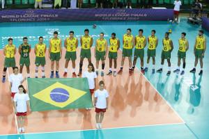 Brazylia - finał Ligi Światowej 2014 (fot. fivb.org)