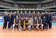 Stany Zjednoczone - Liga Światowa 2014 (fot. fivb)