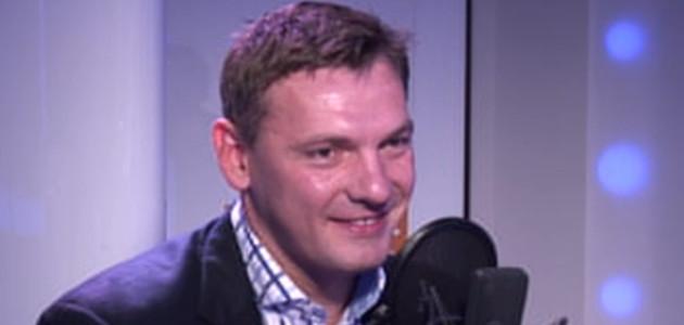 Paweł Papke, fot. Polskie Radio