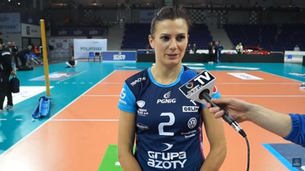 Mariola Zenik (fot. youtube)
