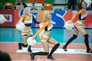 Cheerleaderki Cuprum Lubin ZDJĘCIA FOTKI